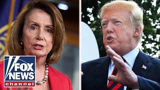 'The Five' panel clashes over Pelosi's challenge to Trump