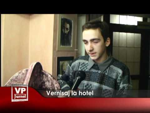 Vernisaj la hotel