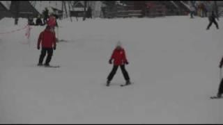 preview picture of video 'Ski Poland -stok Bukowina Tatrzańska'
