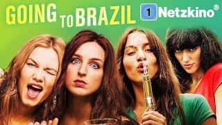 Going to Brazil (Komödie in voller Länge, Ganze Komödie auf Deutsch, Spielfilme kostenlos anschauen)
