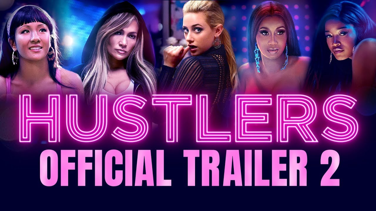 Trailer för Hustlers