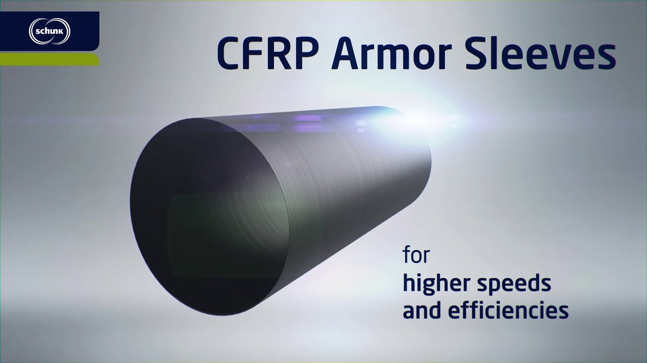 CFRP- and GFRP-Sleeves
