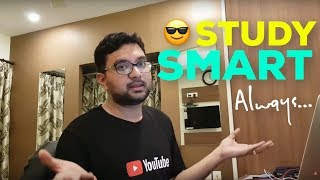 How to Study Smart Not Hard | Learning & Reading Effectively for Best Result