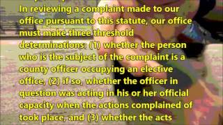 Idaho Attorney General Response to my arrest complaint [LOW VOLUME]