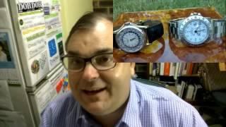 ANYTHING BUT Rolex, Omega, Jaeger-LeCoultre, Patek Philippe
