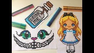 Pixel Art Licorne Arc En Ciel Pixel Art Gratuit Imprimer Avec