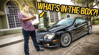 This Little Box Made My Cheap SL55 AMG STUPID FAST! - Project SL55 Pt 8