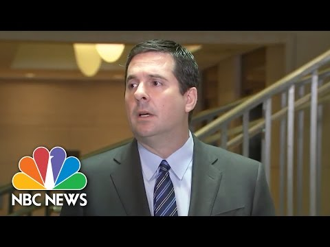 Devin Nunes: 'There Was No Wiretapping Of Trump Tower' | NBC News