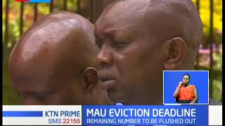 Gov't set to begin forceful evictions in Mau forest as 60-day notice ends