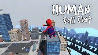 Human Fall Flat - CITY - Part 3 of 3  [PiPiParkour Workshop] - Gameplay, Walkthrough