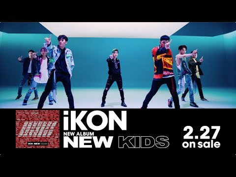 Video klip lagu: iKON - Bling Bling (Dance Practice Version
