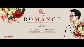 ROMANCE CONCERT|| ĐỪNG HỎI EM (DON'T ASK ME) | MỸ TÂM Ft Hà Anh Tuấn (Audio)