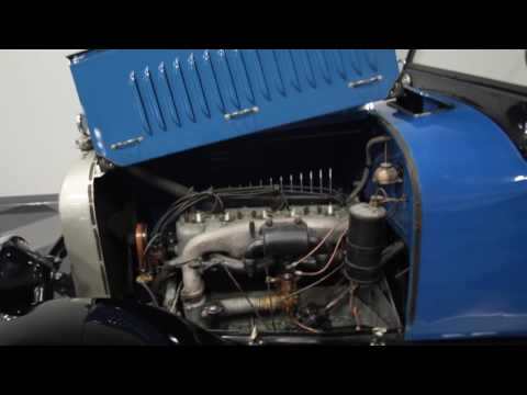 Video of Classic 1923 Studebaker Big 6 Sport Phaeton - $29,995.00 Offered by Streetside Classics - Atlanta - J8VQ