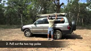 Kalahari Awning maufactured by Powerful 4x4.mp4