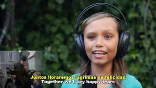 Heal The World (Michael Jackson) - Child Prodigy Cover  Lyrics & Subt. Español