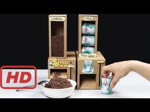 APS cf268/doble dispensador de cereales