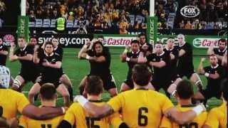 Rugby HQ: Michael Hooper Adam Ashley-Cooper