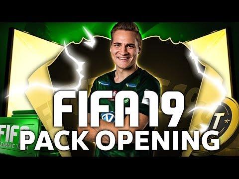 MEIN ERSTES FIFA 19 PACKOPENING | INFORM UND WALKOUT GEZOGEN | SaLz0r
