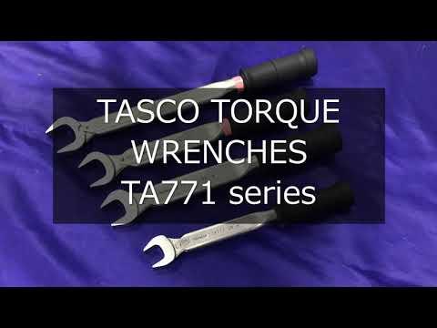 TASCO Torque wrenches