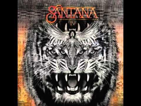 Santana - Anywhere You Want To Go