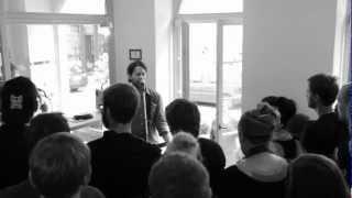 Chuck Ragan   Rotterdam   tanteleuk Dresden