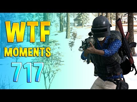 PUBG WTF Funny Daily Moments Highlights Ep 717