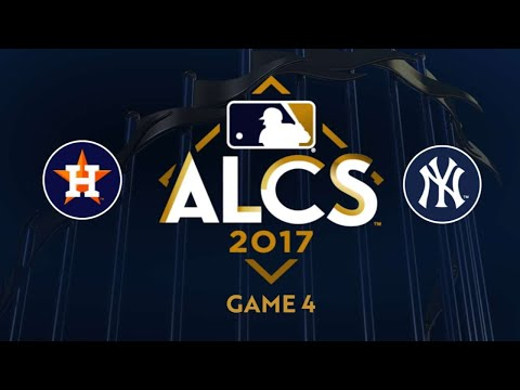 Four-run 8th lifts Yankees in comeback win: 10/17/17