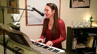 Ashley sings Ave Maria (Bach/Gounod arrangement)