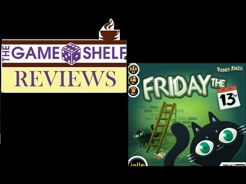 The Game Shelf Reviews: Friday the 13th