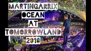 Tomorrowland 2018 l Martin Garrix feat. Khalid - Ocean (Martin Garrix & Cesqeaux Remix) HD