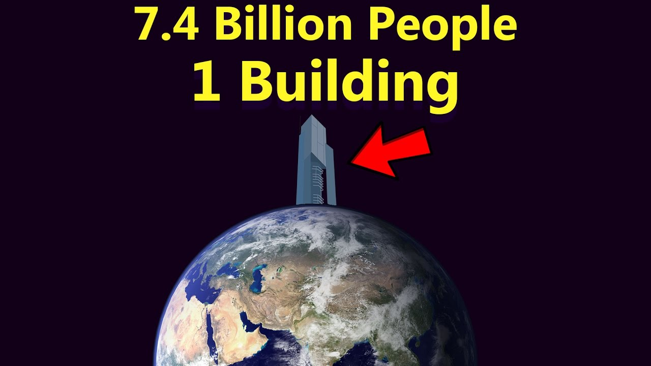 What If Everybody Lived In Just One Building? (Part 1) thumbnail