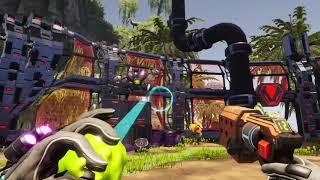Gameplay DLC Hot Garbage