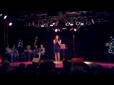 Nathalie J Original Song And if you don't   LIVE PERFORMANCE nov 22nd 2012