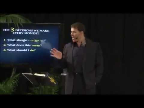 Anthony Robbins | Αποφάσεις