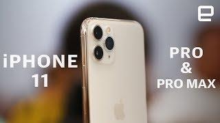 Apple iPhone 11 Pro & Apple iPhone 11 Pro Max Hands-On