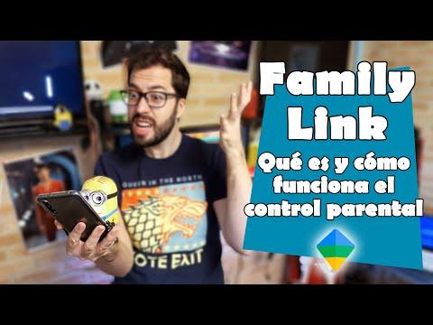 Qué es GOOGLE FAMILY LINK y cómo usarlo