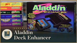 Der Aladdin Deck Enhancer | Gaming Historian