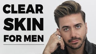 HOW TO WASH YOUR FACE PROPERLY | Mens Skincare Routine 2018 | Alex Costa
