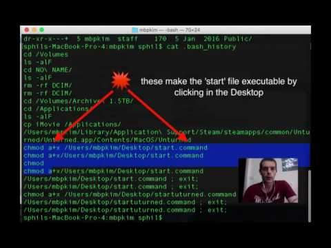 Hack That Mac 2: Bash & Root |