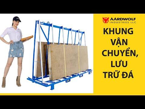 Khung vận chuyển hạng nặng mẫu TF2440DWPC