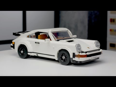 LEGO Porsche 911 Turbo and 911 Targa | LEGO Designer Video 10295