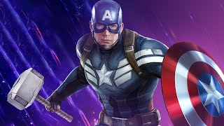 GIVEAWAY WINNER | TESTING OUT REWORKED CAP ENDGAME UNIFORM AGAINST ALL BOSSES | MARVEL FUTURE FIGHT