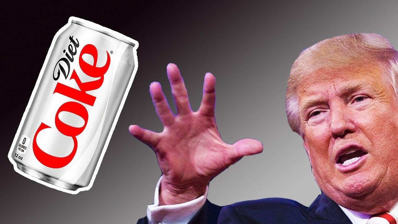 Trump Has Serious Coke Problem thumbnail