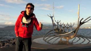Alan X Islandia - Reikiavik #1