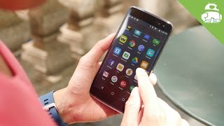 Alcatel Idol 4s Review