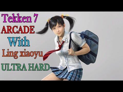 Download Tekken 7 Lili Arcade Ultra Hard Video 3GP Mp4 FLV HD Mp3