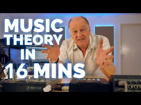 Music Theory in 16 Minutes