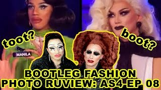 BOOTLEG FASHION PHOTO RUVIEW: All Stars 4 Episode 8 with Dusty Ray Bottoms!!!