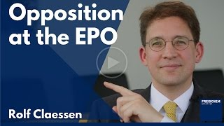 Patent Opposition Procedure Before the European Patent Office - Statistics #patent #rolfclaessen