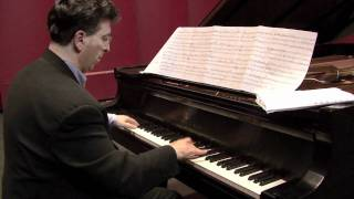 Jeffrey Biegel plays Sleigh Ride from A Steinway Christmas Album